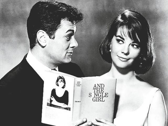 My mom and Tony Curtis were the perfect comedic duo for this film.