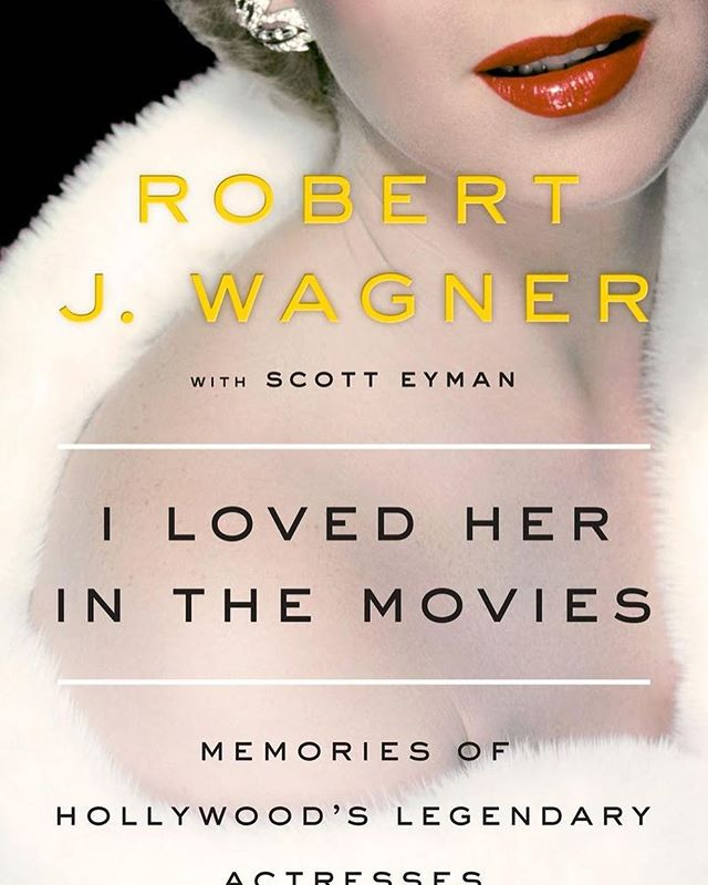 "I am anxiously awaiting the release of my dad's new book coming out Tuesday, November 15th. ""I Loved Her in the Movies"" is a personal account of my dad witnessing the rise to fame of great women of the Golden Age of Hollywood. ️ To order your copy now, click the link in our bio!"