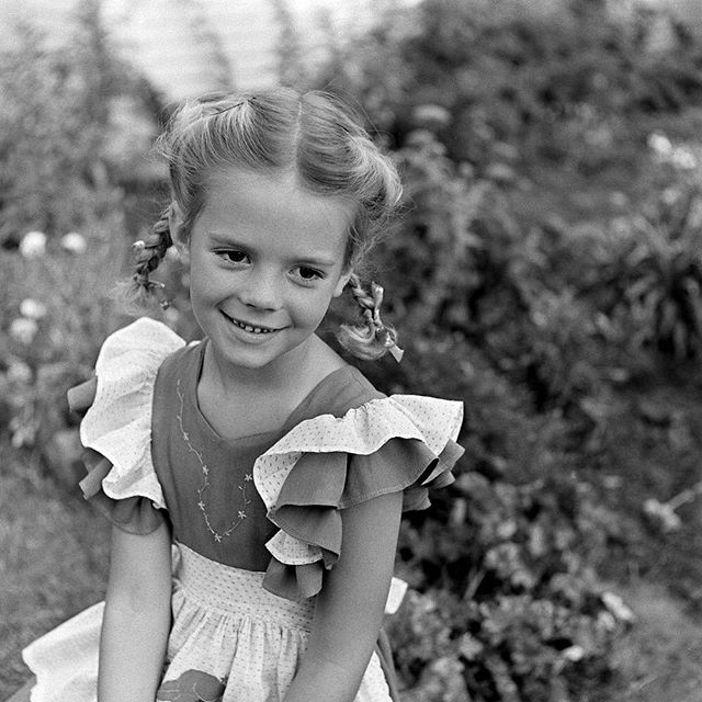 We are so excited to share that this November, Natalie is the Turner Classic Movie Star of the Month. Each Friday starting at 8pm TCM will play movies featuring Natalie. The first featured film, premiering tonight, is Tomorrow is Forever.  At just eight years old, I love watching my mom in this classic film. Tune into @turnerclassicmovies tonight!