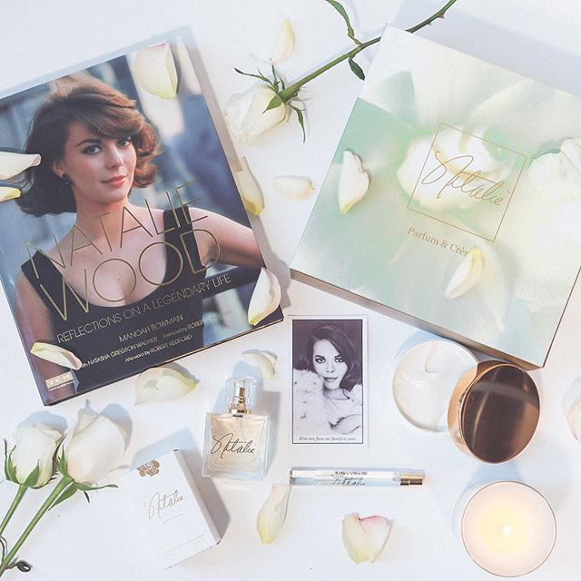 Shout-out to the beautiful @angelalanter for her kind words about my mom and the wonderful gift set we've created in her memory! The Natalie Gift Set is available now exclusively at Macy's.com.