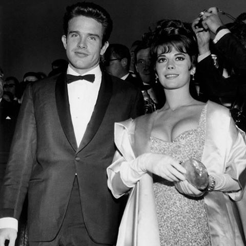 These two were so great together in Splendor in the Grass! One of my favorite movies that my mom made.