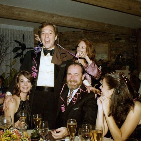 Happy New Year, everyone!  Be sure not to miss exclusive discounts, news, and behind the scenes info on all things Natalie Fragrance in 2017 by joining our email list. Subscribe at NatalieFragrance.com. (Pictured: Natalie Wood, George Segal, Gil Cates, and Wendy Goldberg)