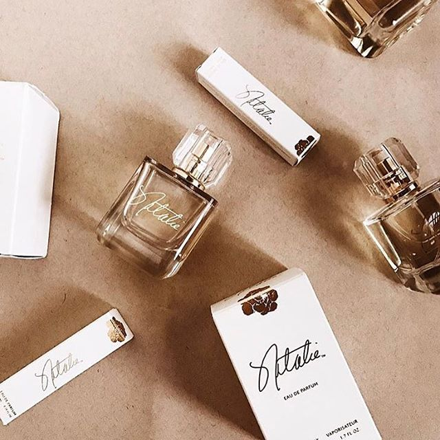 Use code INSTAGRAM at NatalieFragrance.com to get a free sample of the Natalie Fragrance.