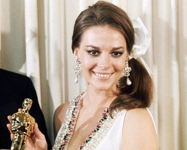 Join us this weekend as we celebrate Natalie and her history at the Academy Awards! Tag a friend who needs to follow.