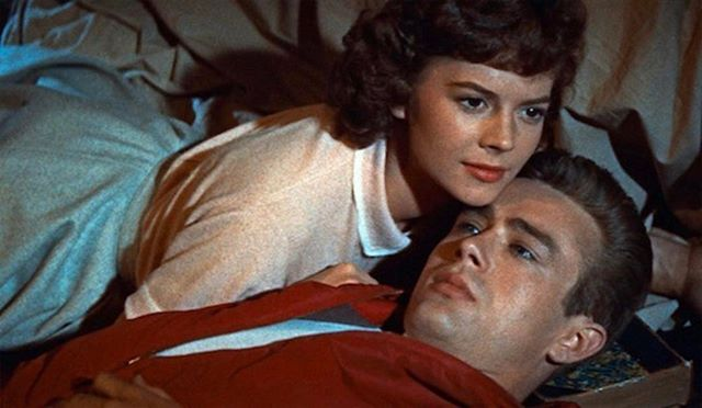 "Natalie was nominated for Best Supporting Actress for her work in ""Rebel Without a Cause,"" alongside James Dean in 1956."