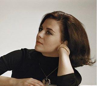 Natalie shot by Ernst Haas!