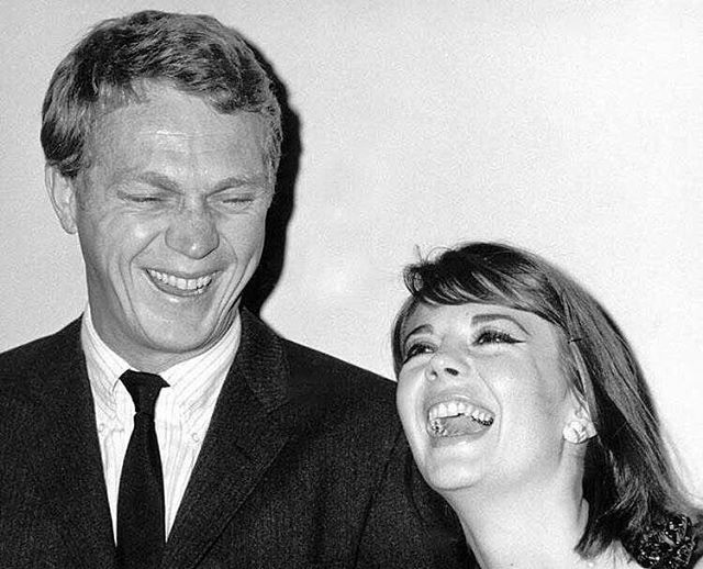 Remembering Steve McQueen and all the joy he brought to the world ️