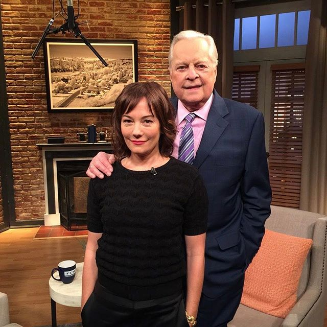 "Saddened to hear we lost Robert Osborne today. Robert was the host of TCM for 23 years and a dear friend of my mom and dad. I had the honor of introducing my mom's film ""Gypsy"" with him a couple of years ago. We will miss you."