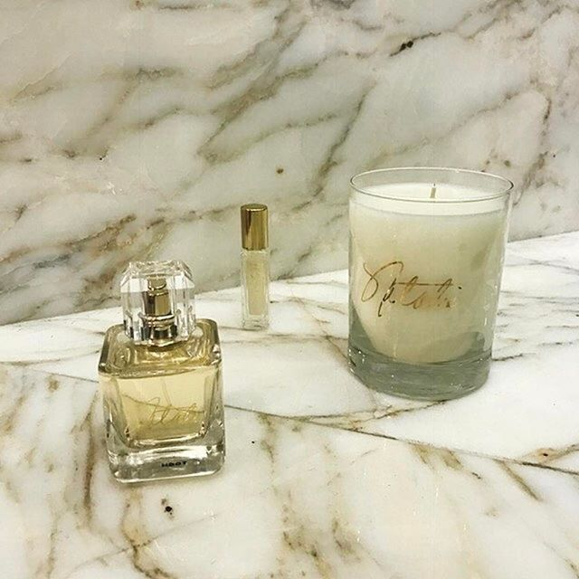 Thank you to my dear friend @ontheflywoods for sharing this picture of the Natalie Fragrance at Curve in New York City! (link in bio to shop online)