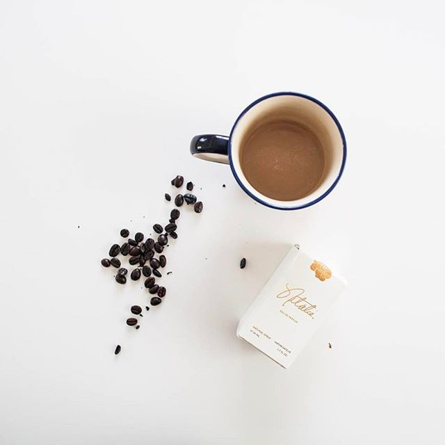 The Natalie Fragrance and a good cup of coffee are the perfect way to start any morning. (link in bio to shop) ️
