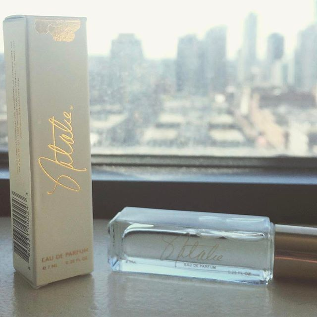 The wonderful @hotash18 loves her Natalie Fragrance and we couldn't be happier!