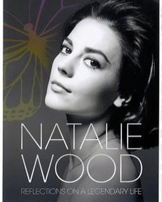 This is the postcard that will come with Natalie Wood: Reflections on a Legendary Life if you order the special edition at nataliefragrance.come. Hurry! Quantities are limited.