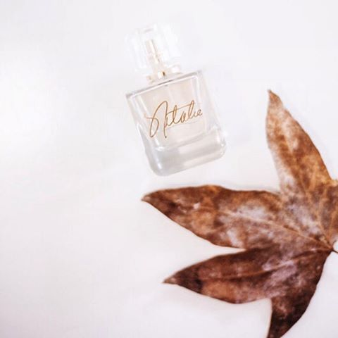 Our Natalie fragrance is the perfect fall accessory.
