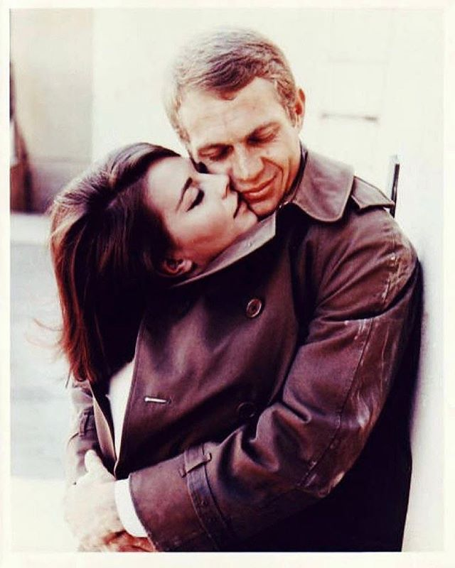 "Both Natalie and Steve McQueen picked up Golden Globe nominations in 1964 for ""Love with the Proper Stranger"""