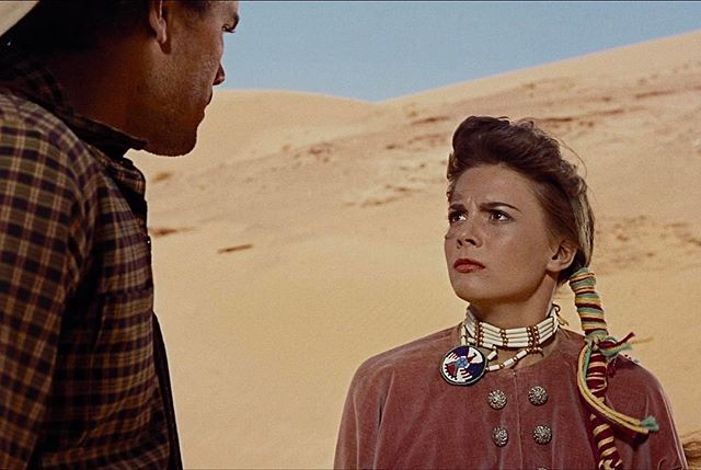 "John Ford's 1956 ""The Searchers."""